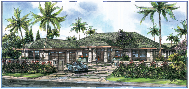 Luxury home projects