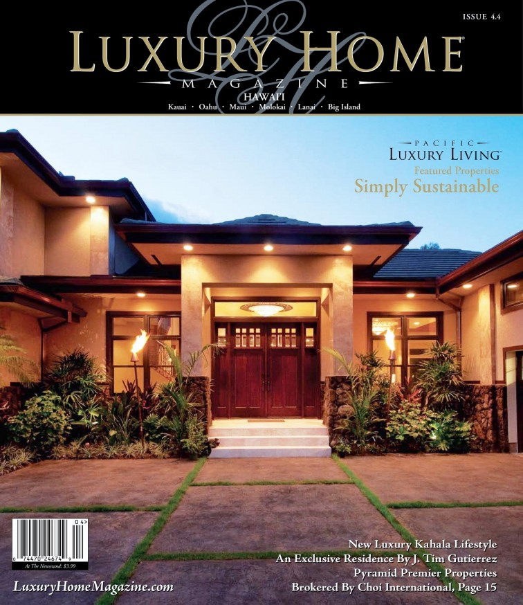 #1. Luxury Home 1